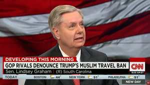 بعد تصريحات ضد الإسلام.. غراهام يخاطب مؤيدي ترامب عبر CNN: هو عنصري مصاب برهاب الأجانب.. ورئيس نواب أمريكا: لا يمثلنا