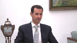 """بشار الأسد يرد على """"من يريد منه المغادرة"""""""