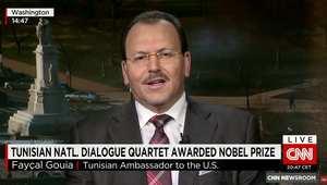 """سفير تونس بأمريكا يبين لـCNN أسباب نجاح الديمقراطية ببلاده و""""فشلها"""" بدول مجاورة"""