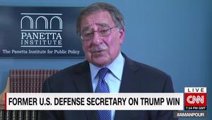 """بعد وصفه بـ""""غير المؤهل"""".. رئيس الـCIA الأسبق يعلق على فوز ترامب"""