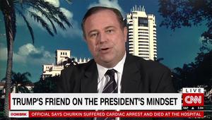 صديق ترامب يبرر مواقفه لـCNN: أمضى 15 عاما بعالم المشاهير وخاض حملة انتخابية ضارية