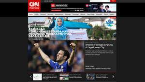 بعد إطلاق موقع CNN إندونيسيا الإلكتروني.. البدء ببث قناة CNN إندونيسيا التلفزيونية