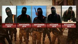 """مصادر لـCNN: مؤشرات على أن الجهادي جون """"جزار داعش"""" لم يقتل ومختبئ قرب """"عاصمة الخلافة"""""""