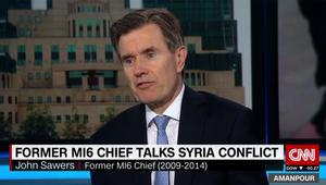 رئيس الـMI6 السابق لـCNN: السعودية حلت مكان مصر وسوريا والعراق كمركز للقوة السياسية.. ومحمد بن سلمان قوة دافعة جديدة