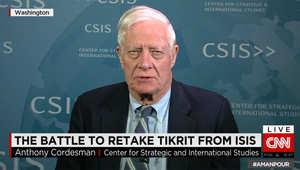 """محلل لـCNN: الصراع في العراق سيتحول بين السنة والشيعة بعد خروج """"داعش"""""""