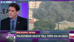 سفير إسرائيل بأمريكا لـCNN: حماس ترغم المدنيين على البقاء لاتخاذهم دروعا بشرية