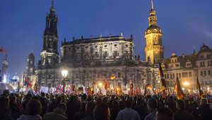 """حركة ألمانية ضد """"أسلمة الغرب"""" في ذكرى انطلاقها: لا نريد أن نكون غرباء في وطننا"""