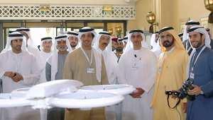 الشيخ محمد بن راشد آل مكتوم يطلق الجائزة