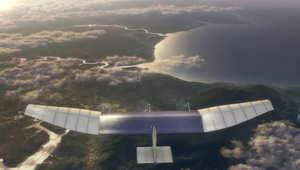 """""""فيسبوك"""" يبني طائرة بدون طيار لإيصال الانترنت إلى المناطق النائية"""