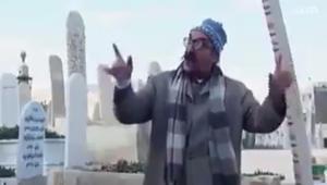 فيصل القاسم يعيد نشر فيديو ساخر لياسر العظمة عن