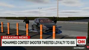 """الناطق باسم شرطة غارلاند عن هجوم """"داعش"""" في تكساس: المهاجمان تسلحا ببنادق هجومية وشرطي قتلهما بمسدس والعملية استغرقت 15 ثانية"""