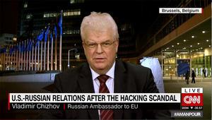 سفير روسيا بأوروبا لـCNN: ترامب سياسي ورجل أعمال محنك وبإمكانه تحمل الضغوط