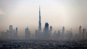 منظر عام لإمارة دبي