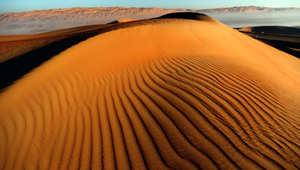 اكتشاف سرّ روعة تجاعيد كثبان الرمل على الصحاري
