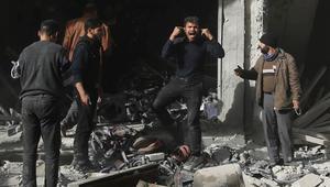 تركيا وروسيا تخططان للإخلاء من منطقة محاصرة في سوريا