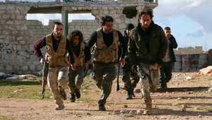 قتلى بقصف صاروخي على مناطق خاضعة لسيطرة الحكومة بدمشق وقوات المعارضة تتقدم بحلب