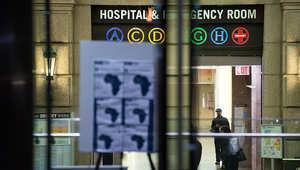 المستشفى الذي يؤوي أول مريض بإيبولا في نيويورك