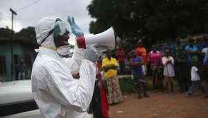 """حصيلة """"إيبولا"""" تقفز إلى 4493 وفاة من 8997 إصابة بينها 427 حالة بالقطاع الطبي"""