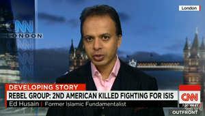 جهادي سابق لـCNN: أمريكا لا تقوم بخطوات ذكية لمواجهة التطرف وتلجأ للقوة
