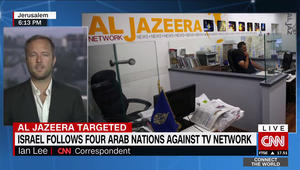 مراسل CNN يبين 3 نظريات خلف إجراءات إسرائيل ضد قناة الجزيرة