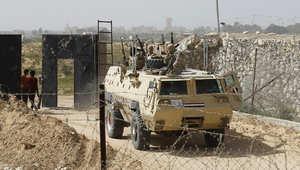 """مصر: الجيش يؤكد مقتل 61 """"تكفيرياً"""" خلال 48 ساعة بسيناء"""