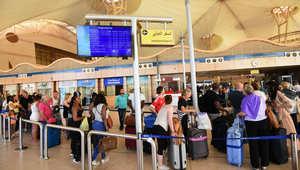 """بريطانيا تعلن استئناف الرحلات إلى شرم الشيخ """"في اسرع وقت"""""""