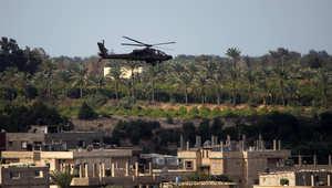 مصر.. 4 قتلى للجيش بتحطم طائرة عسكرية بسيوة