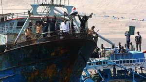 القاهرة تؤكد احتجاز 11 مصرياً بتونس وتحذر الصيادين