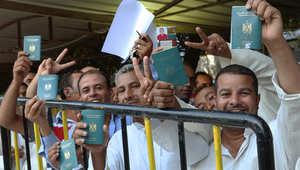 """انتخابات مصر.. جولة الإعادة تؤكد """"عزوف"""" الناخبين بالخارج"""
