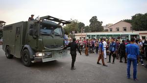 مقتل مجند وإصابة ضابط في هجوم على دورية أمنية بمصر