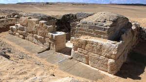 """مقبرة الملكة المصرية """"خنتكاوس"""" تكشف المزيد من أسرار ملوك الفراعنة"""