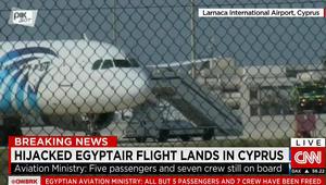 متحدث حكومي مصري لـCNN: أشك بوجود متفجرات مع خاطف الطائرة بلارنكا وفرقنا بدأت تتواصل معه