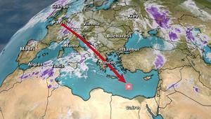 لماذا توقفت الطائرة المصرية فجأة عن إرسال البيانات؟