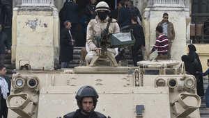 مصر: ندعم عسكريا وسياسيا العملية باليمن وننسق مع السعودية لإرسال قوات بحرية وجوية.. وبرية إذا لزم