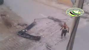 حصيلة قتلى داعش في كوباني ترتفع إلى 79 واستسلام مقاتل مصري بصفوف التنظيم يكشف طبيعة خطته