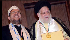 """وزير الأوقاف المصري يهاجم إيران والتشيّع السياسي وينفي تقديم قلادة """"التسامح"""" لمرجع شيعي كويتي"""