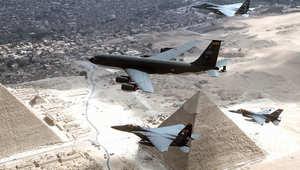 أمريكا ترفع الحظر عن تسليم مصر F-16 ودبابات وصواريخ.. وتنفي ربط الخطوة بقتال الحوثيين في اليمن