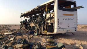 """4 أيام بعد """"كارثة"""" شرم الشيخ.. 19 قتيلاً في حادث سير بالأقصر"""