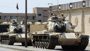 """مصر.. الجيش يعلن مقتل 16 """"متطرفاً"""" وضبط 133 في حملات أمنية بـ6 محافظات"""