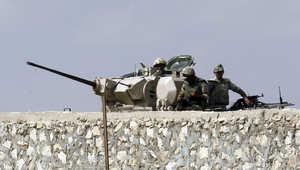"""مصر.. مقتل 11 """"إرهابياً"""" باشتباك مع الجيش وضبط مضادات للدبابات والطائرات"""