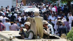 مصر.. قتلى وجرحى في مصادمات بين الأمن وأنصار مرسي وإحباط تفجير نقطة شرطة