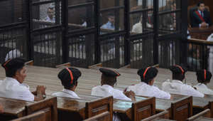 """مصر.. تأييد إعدام 20 متهماً بـ""""أحداث مطاي"""" وتأجيل محاكمة 188 بـ""""مذبحة كرداسة"""""""