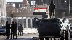 مصر.. حريق هائل بمعسكر لقوات الأمن شرق القاهرة لم تتضح أسبابه على الفور