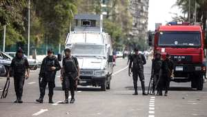 """إصابة ضابط بانفجار في """"6 أكتوبر"""" والداخلية تلاحق """"غرباء"""""""