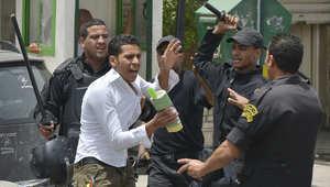 """الأمم المتحدة قلقة من """"انعدام المساءلة"""" عن انتهاكات أمنية بحق متظاهرين في مصر"""