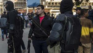 """مصر.. انفجار أمام مركز تجاري وإبطال عبوة بالجيزة ومخطط هجمات في """"ذكرى 25 يناير"""""""
