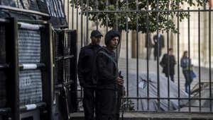 مصر.. إصابة شرطيين في هجوم قرب إحدى السفارات الأفريقية بالجيزة