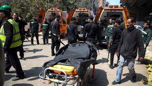مصر.. قتيلان بمعركة نارية بين قوة أمنية وأمين شرطة متهم بقتل وجرح 8 من جيرانه