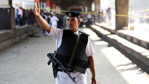 مصر.. مقتل وإصابة 4 شرطيين بهجوم على سيارة ترحيلات