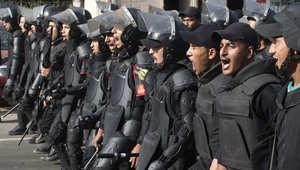 مصر.. 3 قتلى بينهم ضابط شرطة أثناء مطاردة مسلحين بقنا